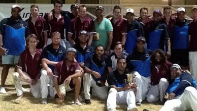 2016 Reconciliation Cup Teams