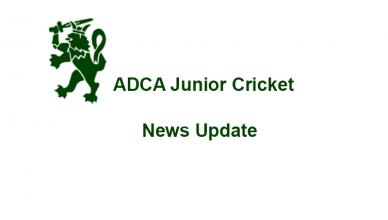 ADCA Junior News Update