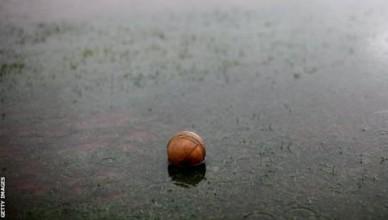 Wet weather cancellations - seniors