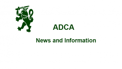 ADCA News and Information