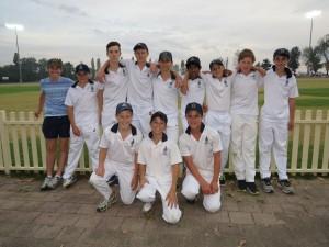 TAS TOAD Cup team 2016