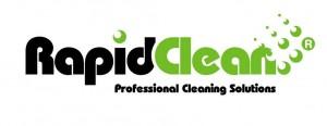 rapidclean-white-logo